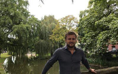 Hierbij de introductie van onze nieuwe project manager, Marco Swan!