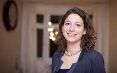 Linda van Beek, de nieuwe directeur. Hierbij een korte introductie!