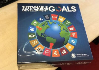 The SDG Game ready for the global rollout and distribution to private and public organizations