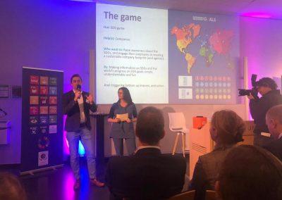 SDG Game presentatie