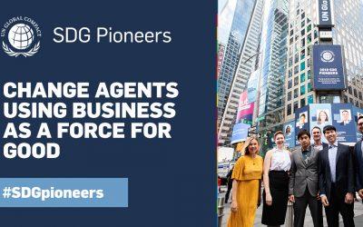 Global Compact NL zoekt naar professionals die zich inzetten voor de SDG's