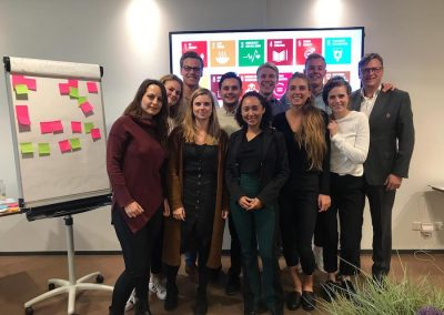 Team picture at the kick-off meeting at VNO-NCW in the Hague