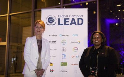 New CEO of UN Global Compact