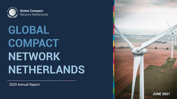 Annual report Global Compact NL